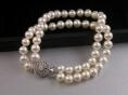 zweireihiges perlenarmband