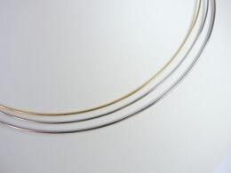 585er/14kt. Goldreif für Perlenanhänger