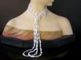 Mehrreihige Perlenkette