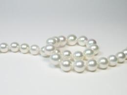 Eindruckvolles Südsee Perlen Collier, 12-15,7mm, AA+/AAA