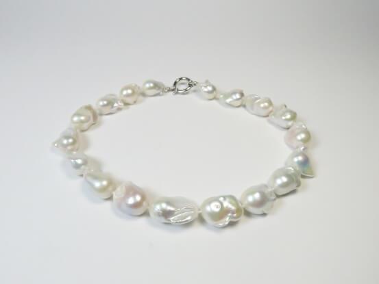 Barockkette Perlen
