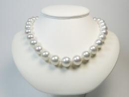 Südsee Perlen Kette, 12-15 mm, AA+/AAA