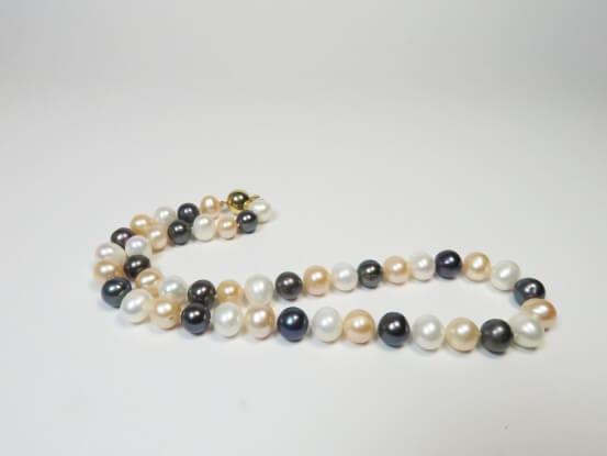 Multicolor Perlenkette