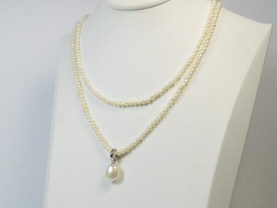 Perlen-Clip-Anhänger