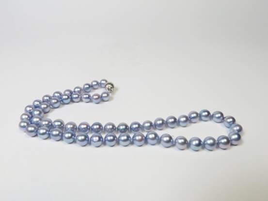 Salzwasser Perlenkette