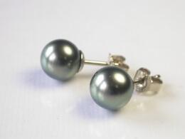 perlen ohrringe