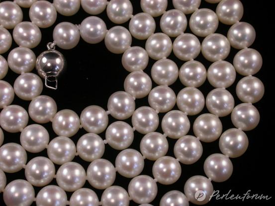 90cm perlenkette