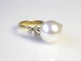 ringe mit perlen