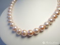 Perlenkette 11 12mm