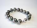 Perlen schwarz